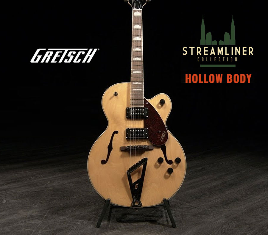 Gretsch Streamliner Hollow Body
