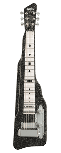 LAP STEEL GRETSCH G5715 ELECTROMATIC COLLECTION - 251-5902-518 - BLACK SPARKLE