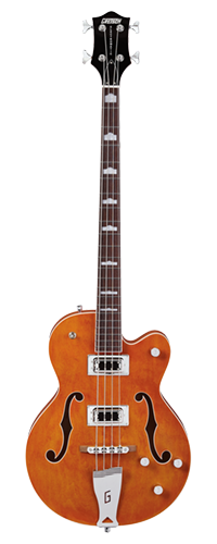 CONTRABAIXO GRETSCH G5440LSB ELECTROMATIC LONG SCALE BASS - 251-8000-512 - ORANGE