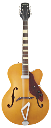 GUITARRA SYNCHROMATIC ARCHTOP CUTAWAY GRETSCH G100CE ELECTROMATIC COLLECT - 251-5831-521 - NATURAL