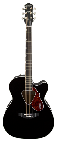 VIOL�O RANCHER JR CUTAWAY GRETSCH G5013CE ACOUSTIC COLLECTION - 271-4013-506 - BLACK