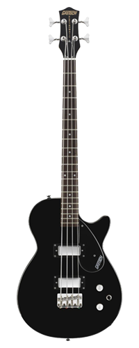 CONTRABAIXO GRETSCH G2220 ELECTROMATIC JUNIOR JET BASS II SHORT-SCALE - 251-4730-506 - BLACK