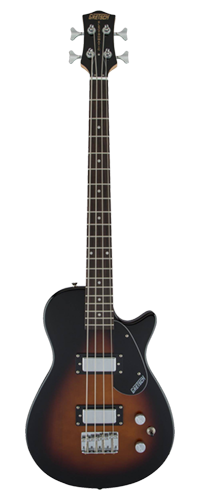 CONTRABAIXO GRETSCH G2224 ELECTROMATIC JUNIOR JET BASS II SHORT-SCALE - 251-4730-552 - T. SUNBURST