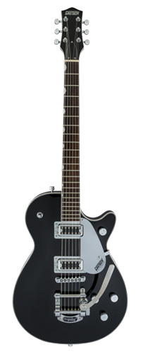 GUITARRA GRETSCH G5230T ELECTROMATIC JET FT SINGLE CUT W/ BIGSBY - 250-7210-506 - BLACK