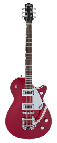 GUITARRA GRETSCH G5230T ELECTROMATIC JET FT SINGLE CUT W/ BIGSBY - 250-7210-516 - FIREBIRD RED