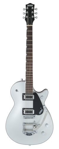 GUITARRA GRETSCH G5230T ELECTROMATIC JET FT SINGLE CUT W/ BIGSBY - 250-7210-547 - AIRLINE SILVER